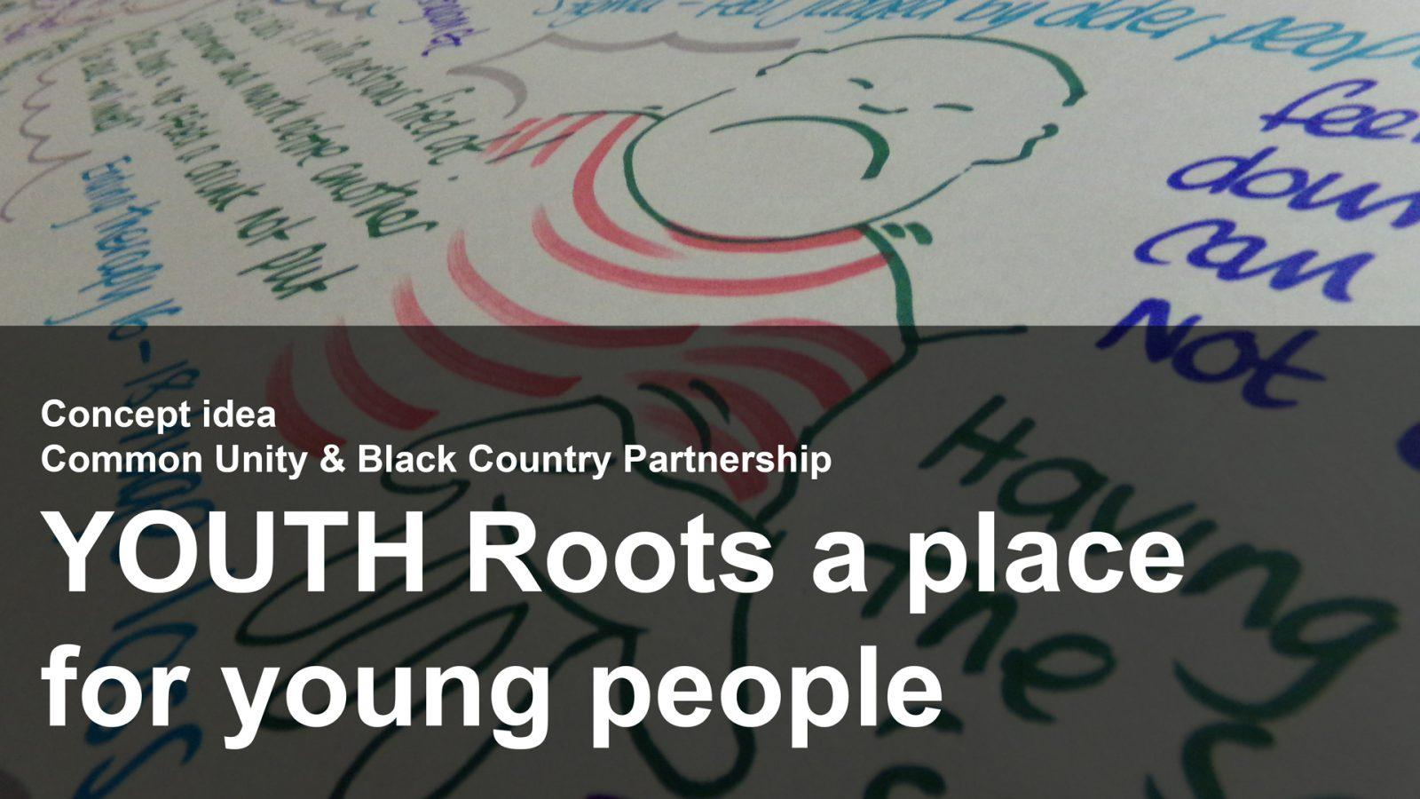 Youth Roots – Youth service concept